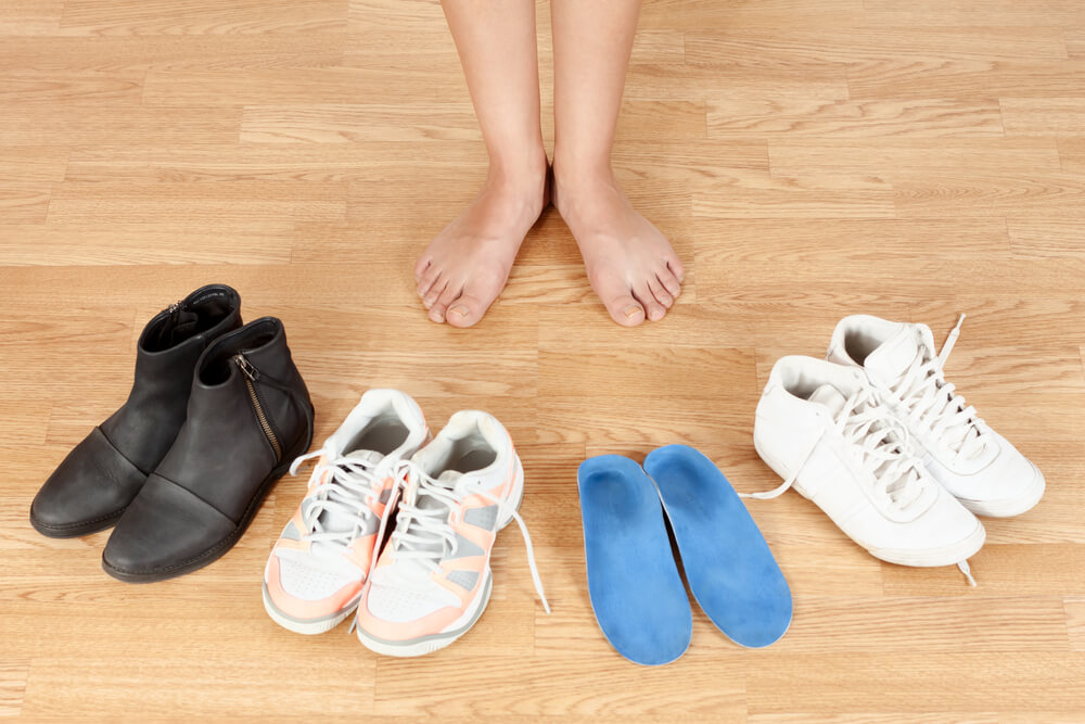 How could orthotics help?