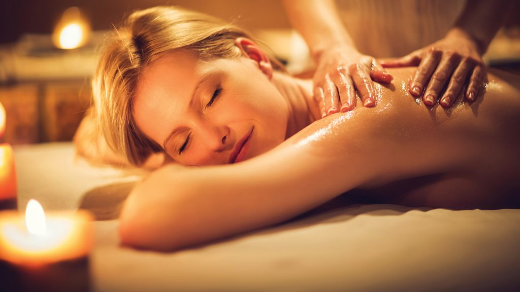 Importance of massage to body